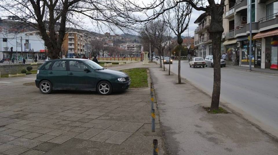 parking kej na revoluicija